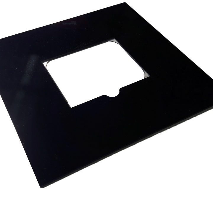 Reduction frames for wetplate holders
